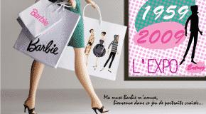 Barbie : l'evolution de la femme illustrée par Jocelyne Grivaud