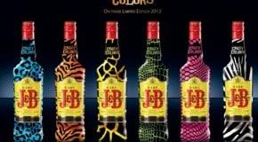 Crazy bottles by J&B