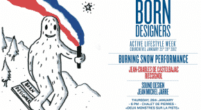 Born Designers, Active Lifestyle Week – Courchevel, Janvier 2012