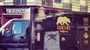 Cantine California, le nouveau foodtruck parisien