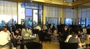 Le Sofitel Rabat Jardin des Roses: visiblement un des meilleurs restaurants de Rabat