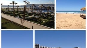 Un petit tour au Sofitel Sea & spa d'Agadir