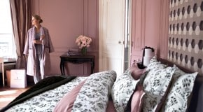 Hommage à Paris par la maison Yves Delorme