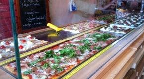 Et si vous commandiez vos pizzas au mètre?