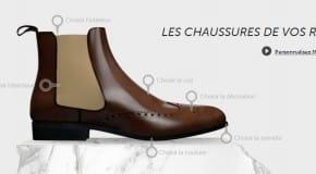 Scarosso, créez vous-même vos propres chaussures modes