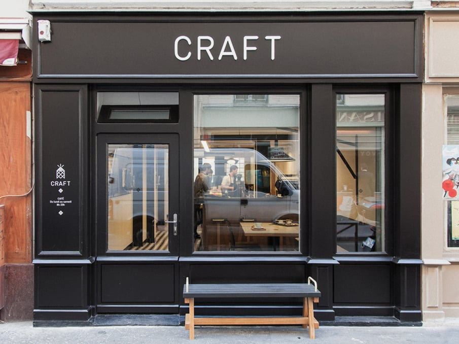 Craft Café Paris