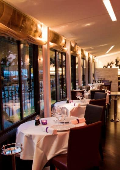 Restaurant Antoine Paris