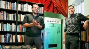 BiblioMat : Le distributeur de Livre
