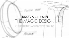Bang&Olufsen, le design sonore