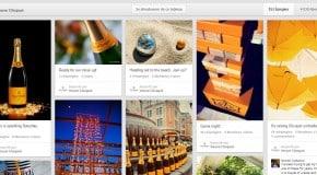 Top Pinterest des marques de luxe