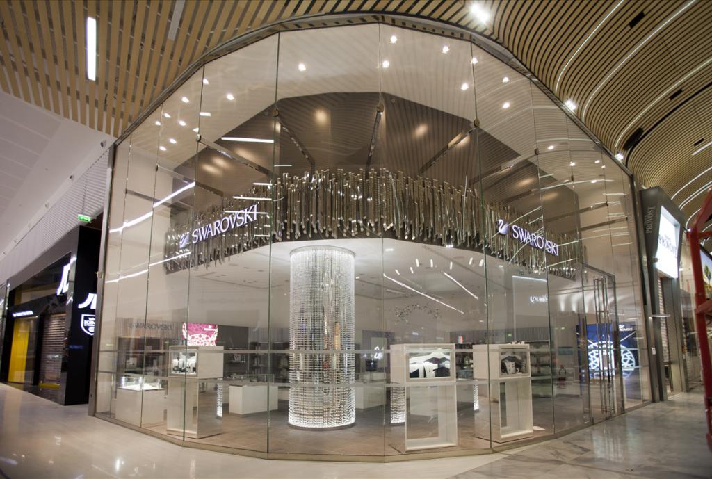 Lifestyle d couverte d 39 a roville nouveau centre de shopping unibail roda - Centre commercial roissy ...