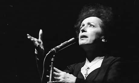 Edith Piaf Paris