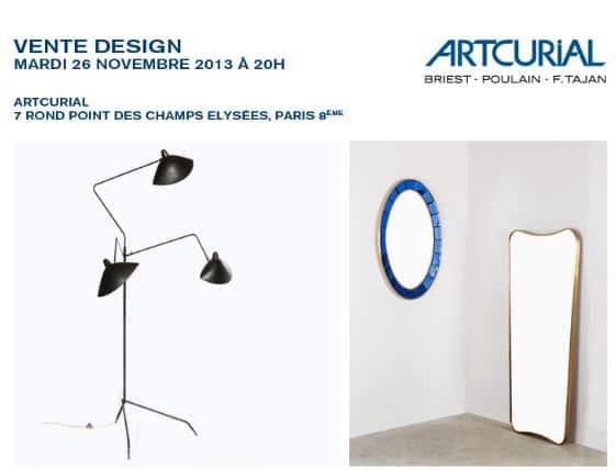 artcurial vente design