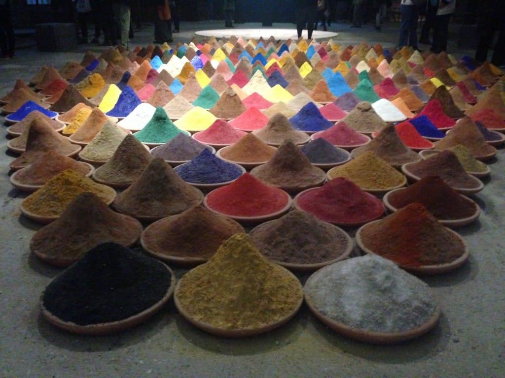 Sonia Falcone biennale venise campo de color