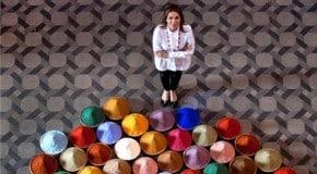 Les couleurs de Sonia Falcone