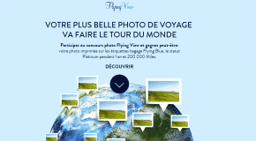 FlyingView : le concours photo de Flying Blue