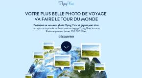 FlyingView : le concours photo de Flying Blue