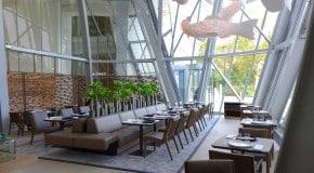 Le Frank réinvente la cuisine avec élégance à la Fondation Louis Vuitton