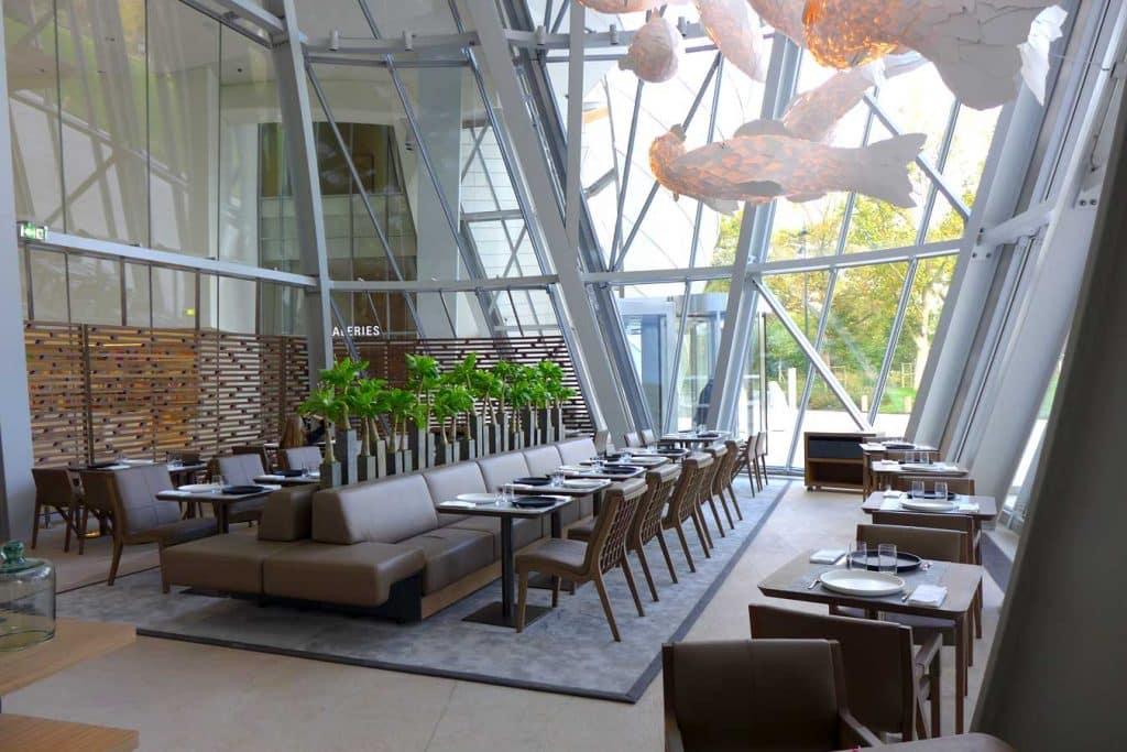 Lifestyle le frank r invente la cuisine avec l gance la fondation louis vuitton lifestyle - Restaurant les portes paris ...