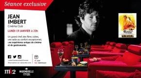 Jean Imbert + MK2 = un Ciné-Club gastronomique
