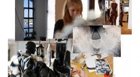 Voyage au cœur de l'atelier mode en 3D d'Iris van Herpen