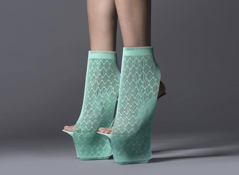 chaussures 3D milan design