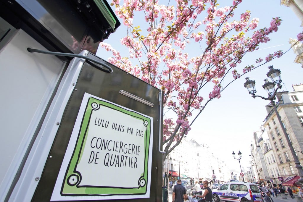 lulu concierge rue paris