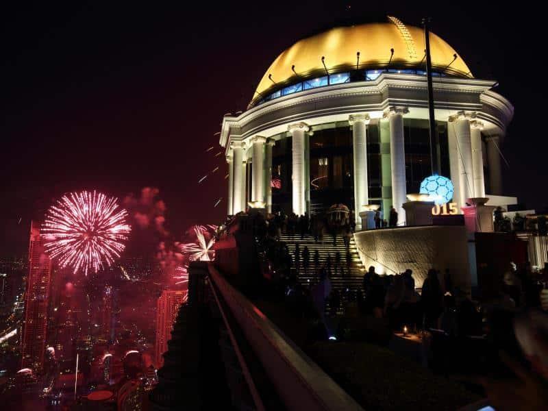 restaurant dome bangok