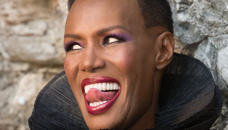 grace jones memoirs