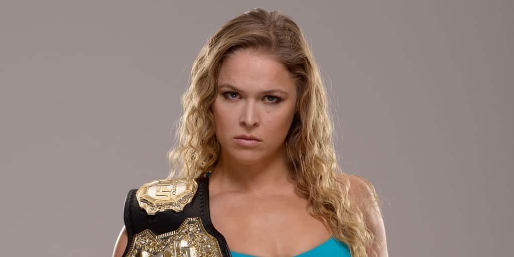 ronda rousey MMA autobiographie