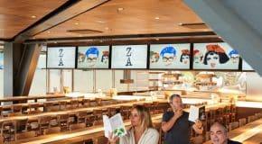 Cantine littéraire et brasserie contemporaine, les nouveaux restaurants du Forum des Halles