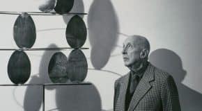 Hommage à l'artiste italien Fausto Melotti