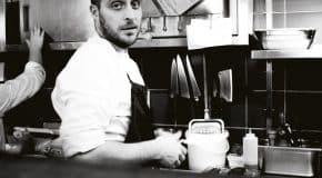 Giovanni Passerini, meilleur chef de France selon Fooding