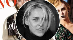 Aleksandra Woroniecka prend ses quartiers chez Vogue Paris