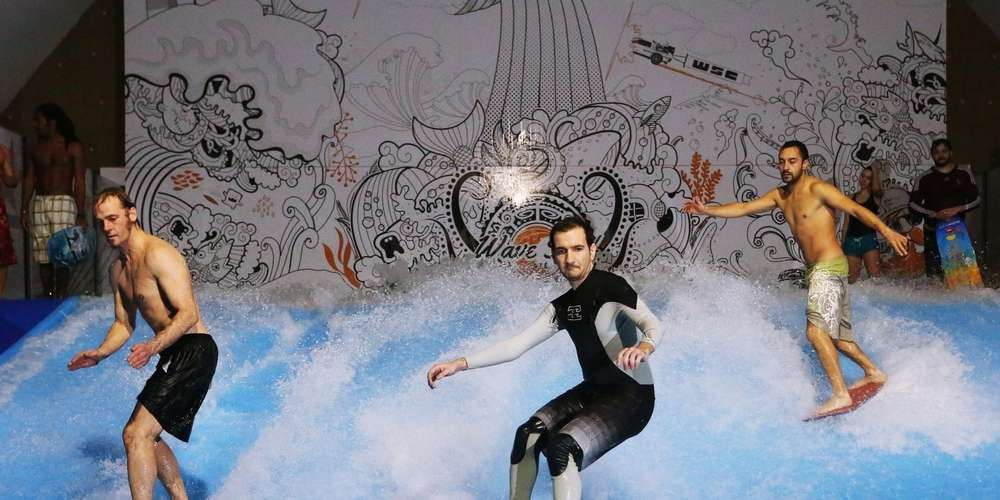surf indoor france