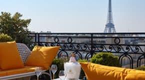 Les meilleurs rooftops bar de Paris