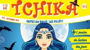 Tchika, le premier mag féministe pour jeunes filles