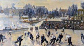 Pourquoi les Russes gagnent autant au hockey sur glace ?