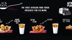 Black Spoon : un camion aux saveurs de l'Afrique