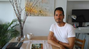 Pedro Correa, l'ingénieur cadre devenu artiste indépendant