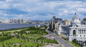 Kazan, le joyau du Tatarstan
